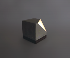 Bedside Lamp | Teagan Daly