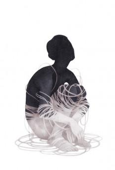 SerialThriller™ — Illustration by Ashl http://ift.tt/1srhUOs