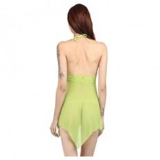 Sexy Green Lingerie - it'spleaZure