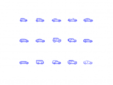 Cars by Petr Had - Dribbble