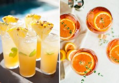 Wedding Catering Ideas: 10 Signature Mocktails Recipes to Suggest to Your Caterers - Blog