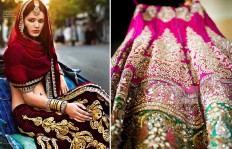 Are Dark Toned Bridal Lehengas the Newest Trend in Wedding Wear? - Blog