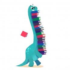 Book Dinosaurs on
