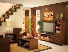 easy simple living room interior design #31 - WellBX