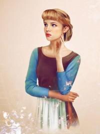 "Jirka Väätäinen Envisions ""Real Life"" Disney Characters | Trendland: Fashion Blog & Trend Magazine"