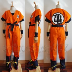 Goku Costume | dragonballzmerchandise.com