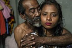 Heartbreaking Photos of Kandapara Brothel in Bangladesh