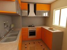 modern small kitchen remodel ideas - WellBX