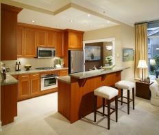 modern small kitchen design ideas #338 - WellBX