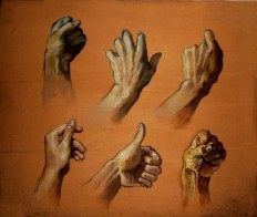 Hands Study by SILENTJUSTICE on DeviantArt
