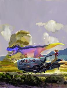 Scott_Kikuta_Art_Illustration_Morning_commute_2.png (1014×1318)