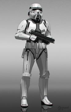 Star_Wars_The_Force_Awakens_Concept_Art_CA-Stormtrooper_01.jpg (932×1465)