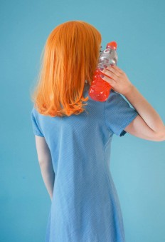Feminine Colorful Photography by Laurence Philomene