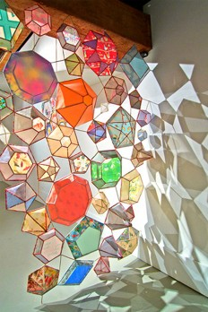 Kirsten Hassenfeld's Fragile, Ethereal Paper Gems - Beautiful/Decay