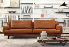 Elegant Mustique Sofa by Gordon Guillaumier - InteriorZine