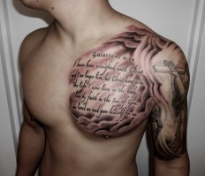 Chest Tattoos For Men With Best and Unique Design of Art! - Inspiring Mode
