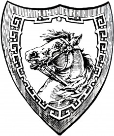 Vintage-Horse-Shield-Image-GraphicsFairy.jpg (1515×1800)