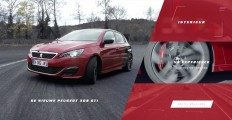 Peugeot GTi - Chase the Line - SOTD