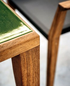 Teka Outdoor Furniture by Gordon Guillaumier - InteriorZine