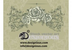 vintage-floral-illustration-vector.jpg (700×490)