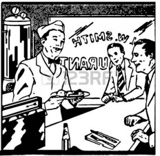 14918474-a-black-and-white-version-of-a-graphic-vintage-illustration-of-a-diner-counter.jpg (450×441)