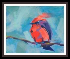 Artflaunt | A Bird