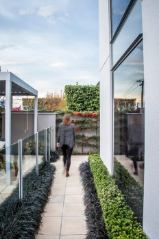 Bryndwr Residence - Contemporary - Landscape - christchurch - by Goom Landscapes Ltd