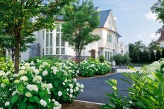 North Arlington Residence - Traditional - Landscape - dc metro - by Katia Goffin Gardens