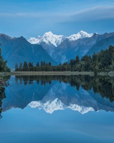 Long Exposure Landscapes of New Zealand by Brent Purcell