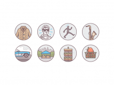 Unused Icons by Ryan Putnam - Dribbble