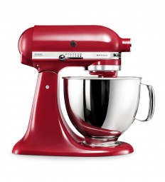 Artisan® Design Series 4.8 L Tilt-Head Stand Mixer (5KSM150PSDCA Candy Apple) |
