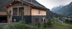 Alp'Architecture sàrl - Le Châble / Lausanne - | Vollèges villa