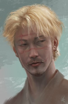 Ichi the killer_fanart by cloudintrousers on DeviantArt