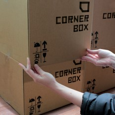 The Corner Lift | Yanko Design