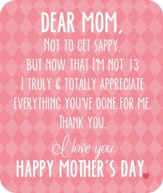 dear mom i love you quotes sayings #9 | DemiPix