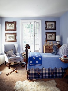 blue boys bedroom decor with nice style - HarpoHio : HarpoHio