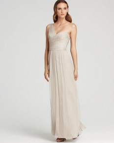 Champagne Wedding Dress For Elegance and Sweet Look - Inspiring Mode
