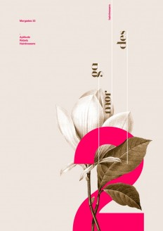 Poster by Xavier Esclusa M32 / Hairdressers on Inspirationde