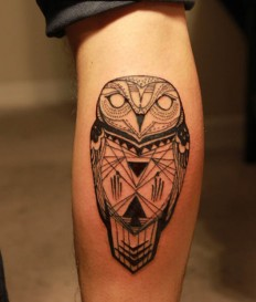 Owl Tattoos For Men For Modern and Best Art - Inspiring Mode