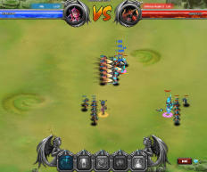 JoyWar.com: Overlords of War - Strategy Hero Games Online