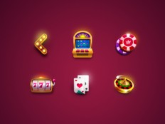 Mini Casino icons by Nir Shindler