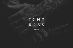 Tony Ross Salon | Visual Identity on