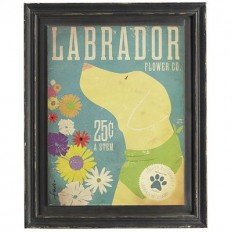 Labrador Dog Wall Decor | Pier 1 Imports