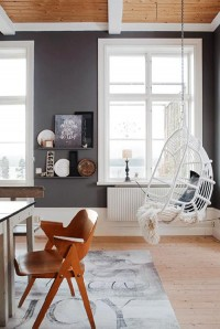ylva's home in sweden | the style files
