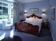 Amazing blue bedroom interior design ideas #121 - Catch Ideas!