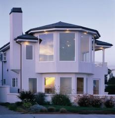 Best modern home exterior ideas design #399 - Catch Ideas!