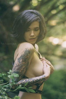Sensual Forest by xXEliskaXx on DeviantArt