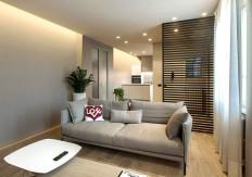 Italian Apartment Renovation by Fulssocreativo - InteriorZine