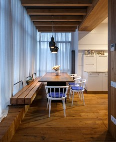 Contemporary Interpretation of Style with an Artistic Touch by SVOYA Studio - InteriorZine