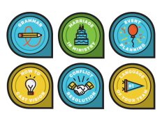 Academy Badges — Part 2 by Kenzi Quigg